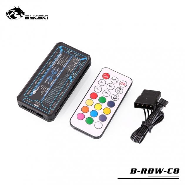 風扇 控制器 + 搖控器 1