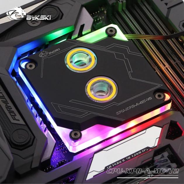 CPU-XPR-A-MC-V2 (INTEL)( 銀 / 黑 可選) 2