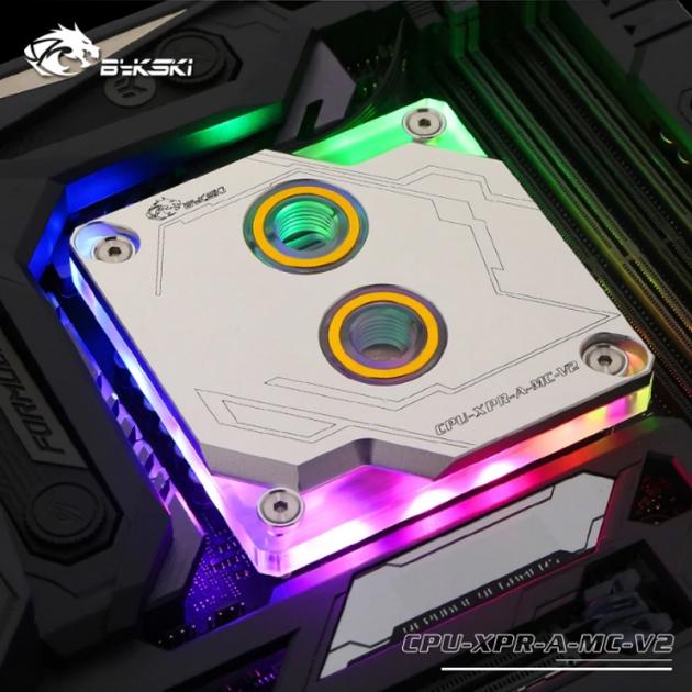 CPU-XPR-A-MC-V2 (INTEL)( 銀 / 黑 可選) 1