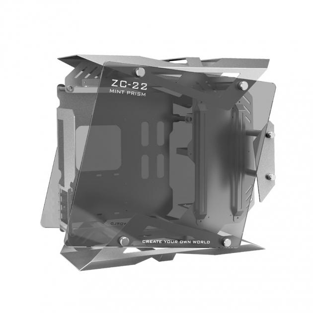 ZC-22 薄荷棱鏡 (銀色) 4